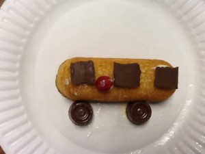 Twinkie School Bus
