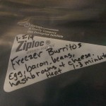 freezer bag info